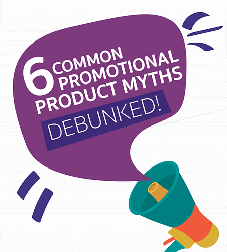 CM Brand 6 Common Promotional Product Myths Debunked 450x498