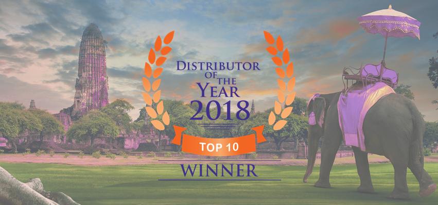top 10 distributor 2018