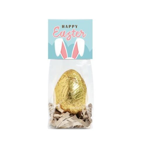 Mini Eco Bag   Gold Egg 640x640