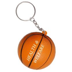 S0169 06 stress basketball keyring v1