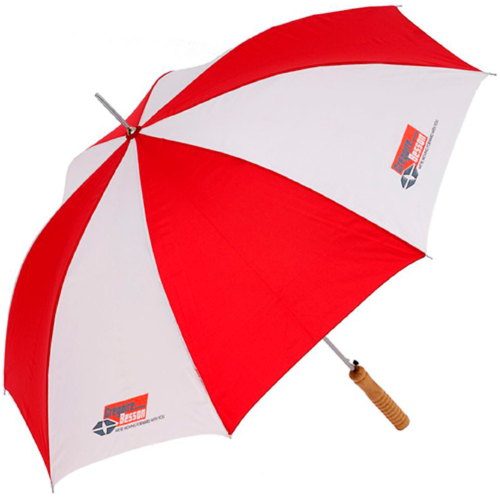 Budget Umbrella redwhite new 01 1