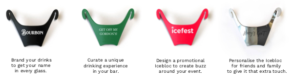 icebloc branding options