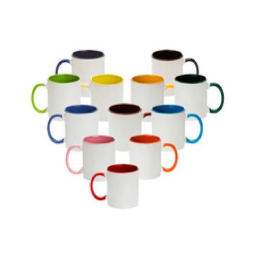 combo color mugs