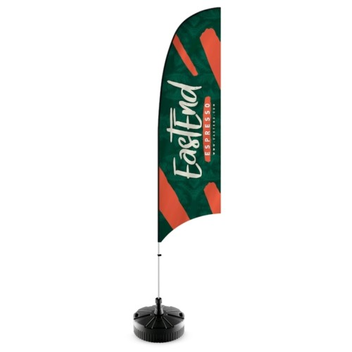 feather flag fibreglass curve 1
