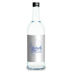 405100 750ml Glass Bottled Water