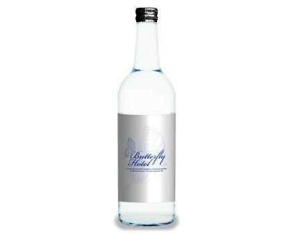 405100 750ml Glass Bottled Water