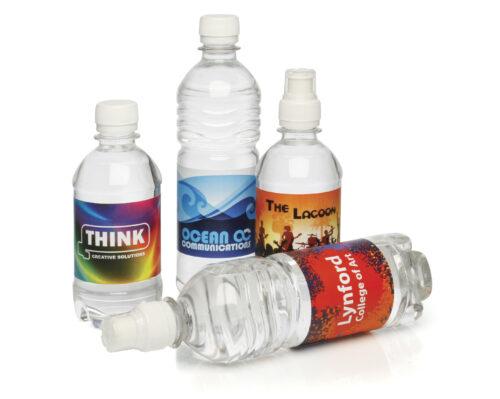 405000 Bottled water still new