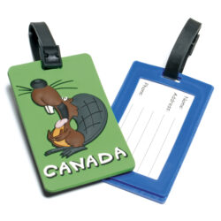 19024 PVC Luggage Tag