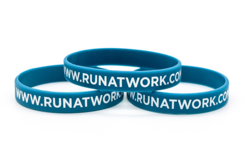 19018 Printed Wristbands