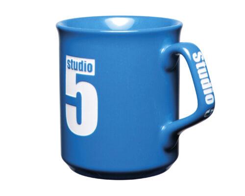 18044SPA Etched Sparta Mug