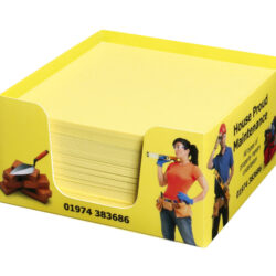 18035 Compact Card MemoBlock