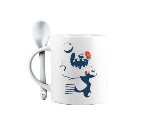 12207 Spoon Mug