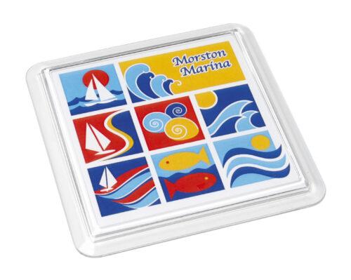 18000 Acrylic Coaster Square