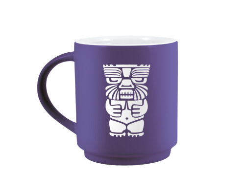 12155STA Pantone Match Stacking ColourCoat Mug
